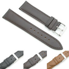 Classic Quality Calf Leather Gents Watch Strap - Oxford - Choice of Colours