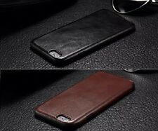 SLIM PU Leather Case Soft Bumper Luxury Cover For iPhone 6 6s PLUS 7 Plus