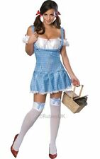 Dorothy Fancy Dress Costume Ladies TV and Film Costumes