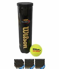 MODA Wilson US Open Palline tennis Yellow 54 Dozen