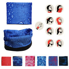 Winter Warm Face Mask Windproof Bandana Neck Scarf for Cycling Fishing Skiing