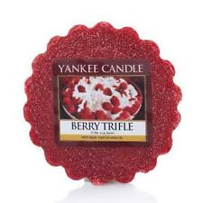 Berry Trifle Yankee Candle Wax Tarts Melts 10, 24, 48 CHRISTMAS