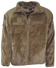 US Chaqueta Polar GEN III Level 3 Cold Weather Militar Exterior Ejército coyote