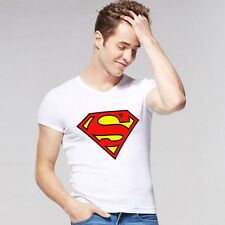 HIGH QUALITY BIO WASH Superman T-shirt - round neck