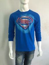 NEW ARRIVAL Superman T-shirt - Full Sleeve