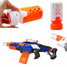 Gunsight and Silencer Compatible With Nerf Gun Toy for Nerf N-Strike Elite Team