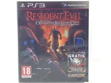 JUEGO PS3 RESIDENT EVIL OPERATION RACCOON CITY PS3  1566599