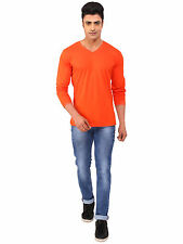WineGlass Mens Blue Casual Solid Tapered Soft Stretch Jeans for Mens 316CH