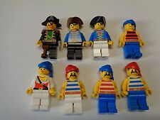 LEGO Pirates Personnage Figurine Minifig 6286 6285 Choose Model