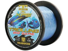 filo Nylon Trabucco XPS Pesca mare Trolling Big Game 600mt red power Tonno  CSP