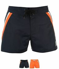 GINNASTICA Speedo Retro Leisure Nuoto Trunks Uomo Navy/Orange