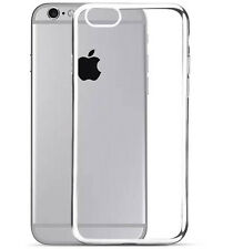 """Electroplated Silicone Soft TPU Cover Case Bumper Apple iPhone 6 6S 4.7"""""""