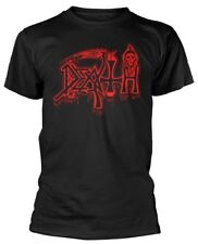 Death 'Life Will Never Last' T-Shirt - NEW & OFFICIAL!