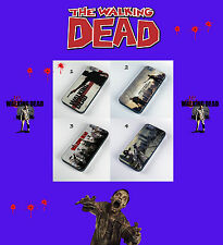 WALKING DEAD FUNDAS DE MÓVIL PARA IPHONE 4s 5 5s 5c 6 6 plus Ipod Touch 4 y 5