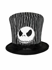 Nightmare Before Christmas Jack Ha Cappello nero