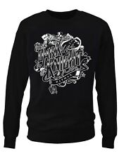 Batman Inked Dark Knight Sweatshirt (Black)