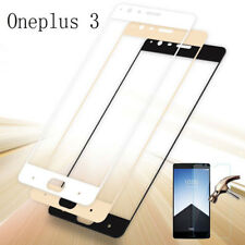 9HD 3D Glass Screen Protector Cover Film Guard Shield for Oneplus 3/Three