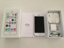 """Apple iPhone 5S 16GB GSM """"Factory Unlocked"""" Smartphone Gold Gray Silver"""
