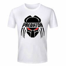 Branded Cotton T Shirt - Predator T Shirt - Brand Predator Logo Printed T Shirt