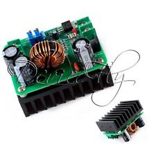 DC 600W 10-60V to 12-80V Boost Converter Step-up Module Car Power Supply