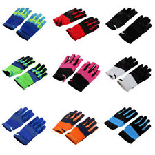 ATV Men Riding Full Finger Motorcycle / Motorbike Protective Racing Gloves