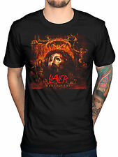Official Slayer Repentless T-Shirt Regno In Sangue King Hanneman Lombardo
