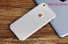 GLITTER SPARKLY BACK Fits IPhone Soft Bling Shock Proof Silicone Case Cover A25