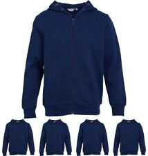 DI MODA Fluid Boys Hoody Navy 5-6 Years 116cm Height Size 5