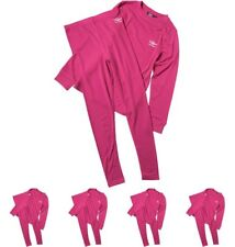 FASHION Board Angels Girls Baselayer Set Pink 3-4 Years 98cm Height Size 3