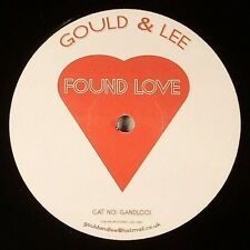 """Gould And Lee-Found Love 12""""-Not On Label, GANDL 001, 2006, Plain Sleeve 1 SIDE"""