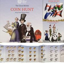 Great British Coin Hunt Collecting Books