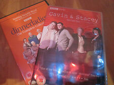 BBC TV sitcom Comedy DVD bundle Gavin & Stacey Dinnerladies box set