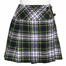 "New Scottish Ladies Billie Kilt - 16"" Length - Dress Gordon"