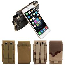 Oxford Cloth Vertical Smart Phone Case Cover Bag Pouch Holster With Belt Loop