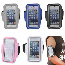 Sports Running Jogging Armband Pouch Case Cover Holder for iPhone 5/5S 6/6S Plus