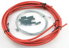 Brake and Gear Cable Complete Set Inner and Outers - 3 Colours