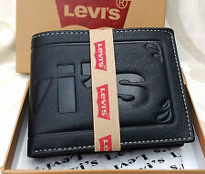 Super High Quality Genuine Leather Wallet Purse for Men Gents with Card Slots