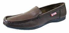 Lee Cooper Belly Leather Shoe Moccasins Shoe | MRP 3399/-