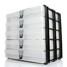 5x A4 Storage Filing Organiser With or Without Boxes, Weston, Paper, Crafts