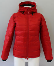 Canada Goose Jacket Ladies Camp Hoody div.GR/col. red Daunenjacke Down Jacket(Z)