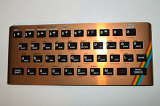 Keyboard Faceplate & Mat Set for Sinclair ZX Spectrum 16K / 48K - Issue 1 to 6