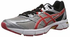 ASICS Men Grey & Orange Gel Impression 7 Sports Shoes (MRP:4999) @High Discounts