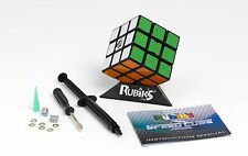 3x3x3 Speed Cube Official Rubik's Cube - Black Twisty Magic Puzzle Speed Cube