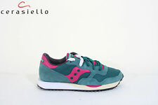 603 Saucony  DXN TRAINER GREEN