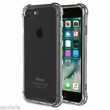 Shockproof Bumper Hybrid Back Cover Case for Apple iPhone 7 & 7 Plus