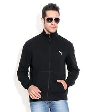 PUMA BLACK ESS SWEAT JACKET, TERRY  (MRP:2799/-) @ High Discounts