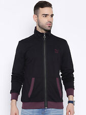 PUMA Black & Purple Reversible Sweatshirt (MRP:3799/-) @ High Discounts