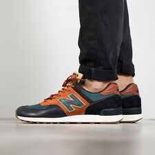 MEN'S SHOES SNEAKERS NEW BALANCE MADE IN UK [M576YP]