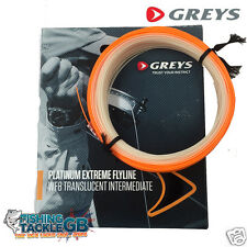 GREYS PLATINUM EXTREME INTERMEDIATE 1.5ips FLY LINES