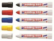 Edding 950 Marcador Industrial Permanente Industry Painter 10mm COLORES! NUEVO